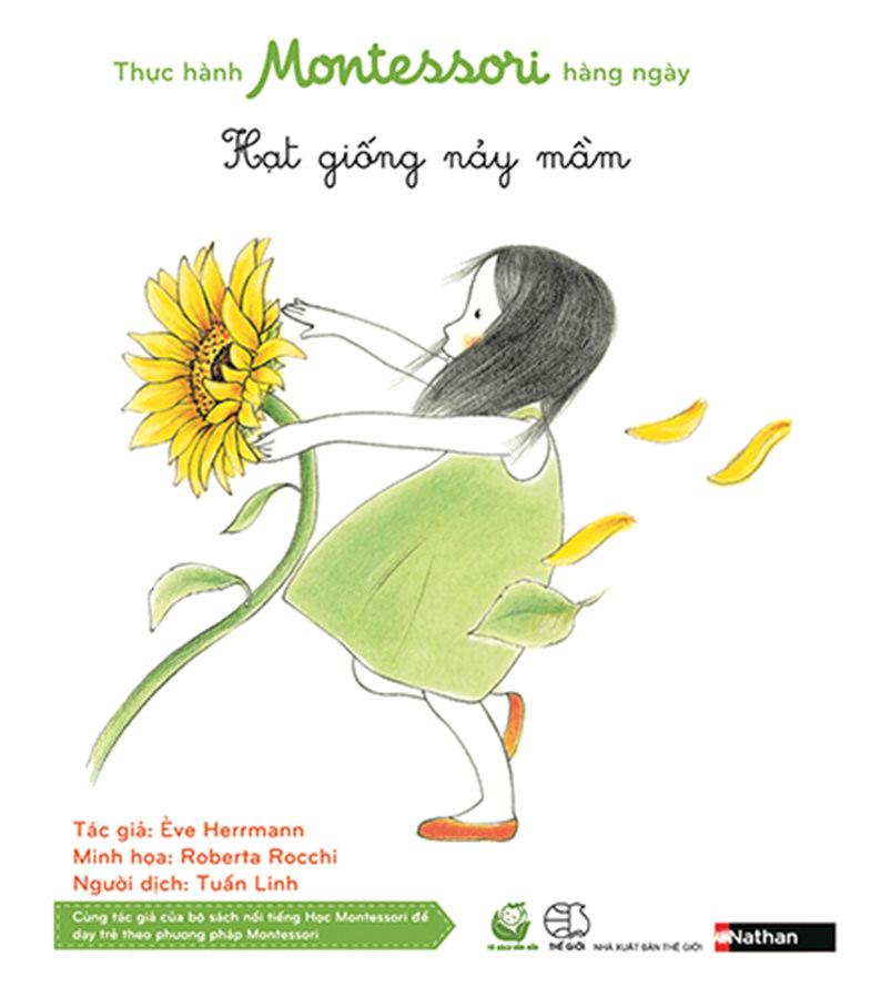 Thực hành Montessori hàng ngày - Hạt giống nảy mầm