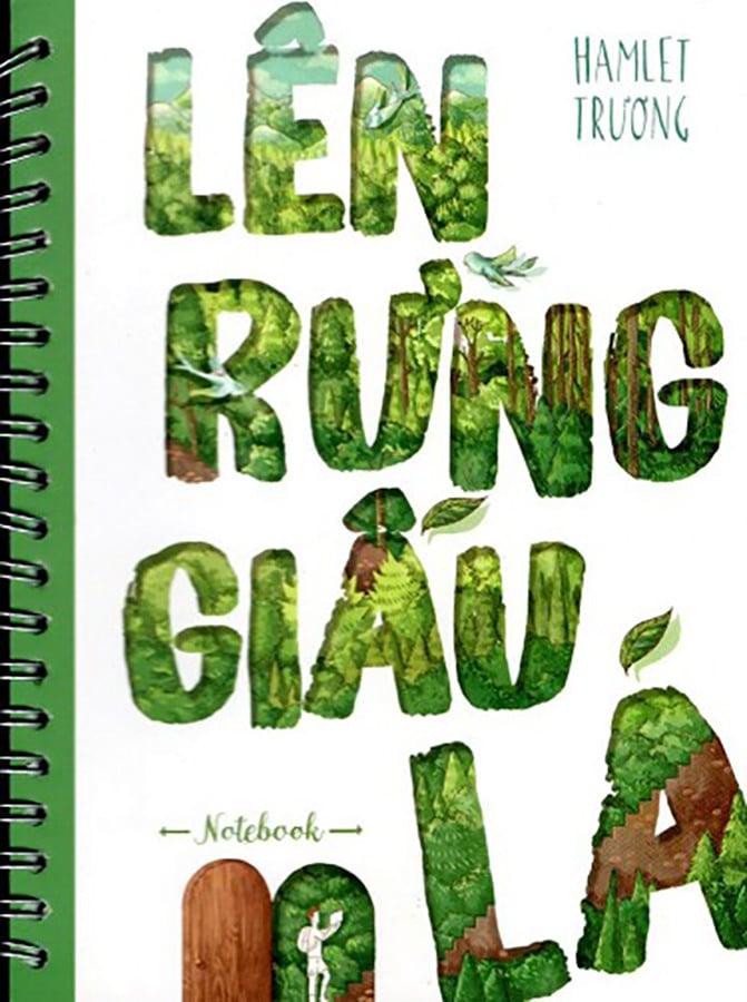 Notebook: Lên rừng giấu lá