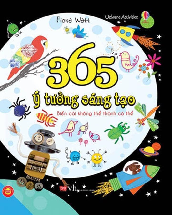365 ý tưởng sáng tạo - Biến cái không thể thành có thể