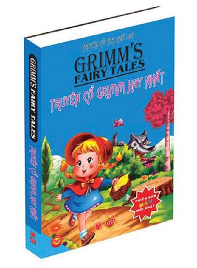 CTTG - Truyện cổ Grimm hay nhất (95N)
