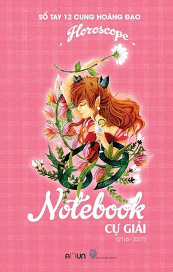 Horoscope - Notebook - Cự Giải