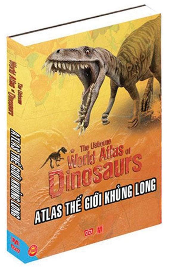 Atlas th.giới khủng long 150k
