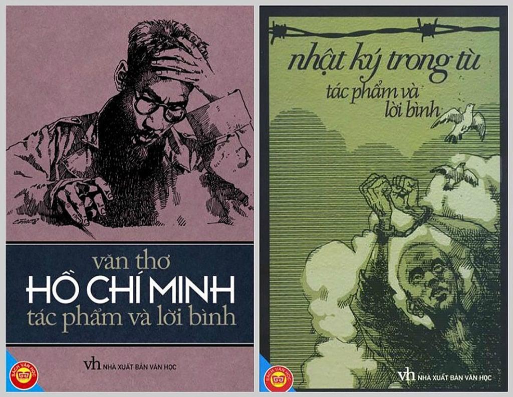 Combo: Văn thơ HCM + Nhật ký trong tù TP