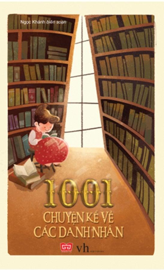 1001 chuyện kể về các danh nhân(48N)