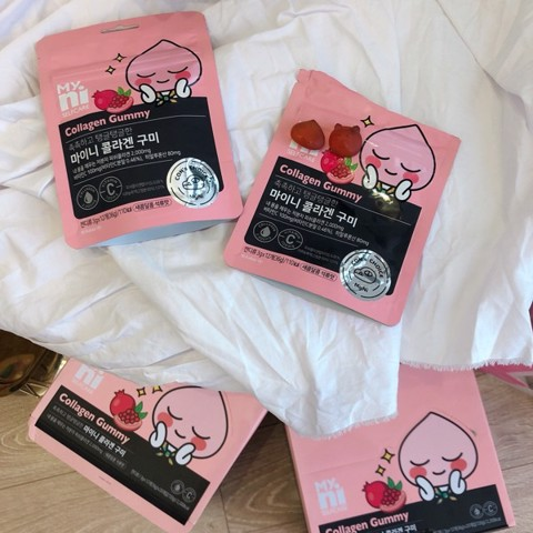 Kẹo dẻo MyNi Collagen Gummy