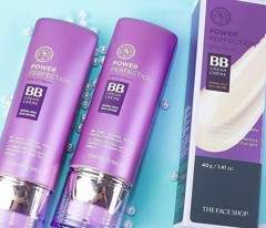 BB CREAM THE FACESHOP POWER PERFECTION SPF 37 PA++