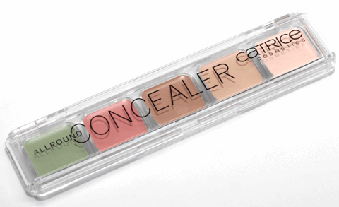 Click to enlarge Che Khuyết Điểm 5 Ô Catrice AllRound Concealer Palette (6g)