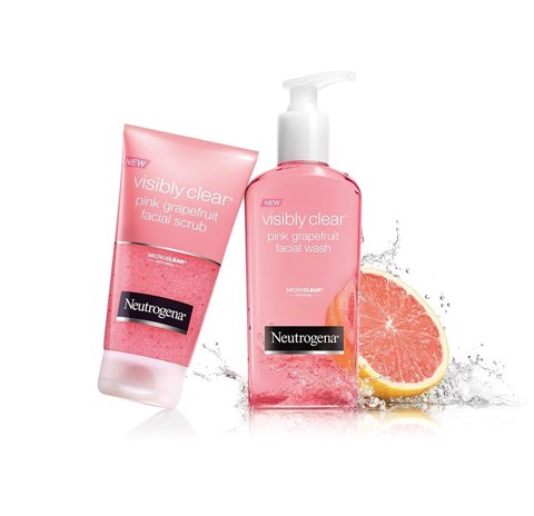 Sữa rửa mặt Acne Oil Free Wash Pink Grapefruit Facial Cleanser Gel