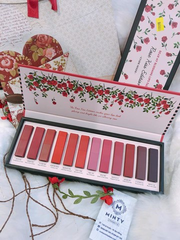 SET SON ETUDE HOUSE ROSE KISS EDITION