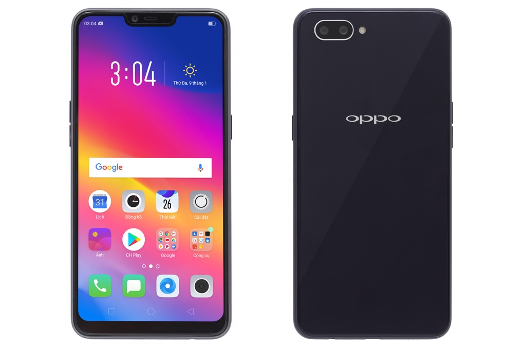 Điện thoại OPPO A3s 32GB