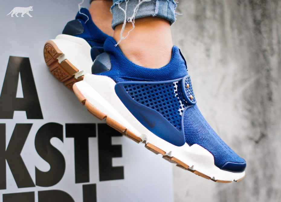 NIKE WMNS SOCK DART Coastal Blue