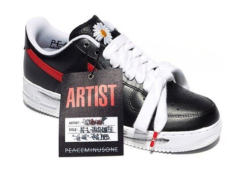 PEACEMINUSONE x Nike Air Force 1 PARA-NOISE (Korea exclusive) (PK)