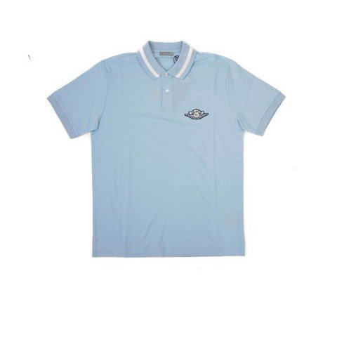 Air Dior Polo Light Blue