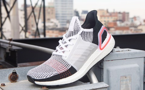 ULTRA BOOST 5.0 WHITE PINK