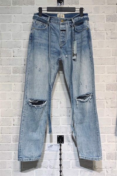 FEAR OF GOD ripped jeans (1:1)