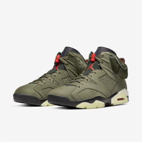 TRAVIS SCOTT X AIR JORDAN 6 (PK)