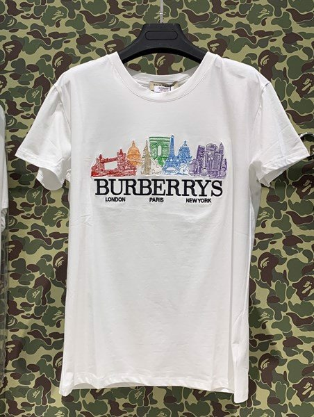 BURBERRY CITY T-SHIRT