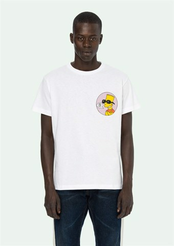 BART PUBLIC ENEMY S/S T-SHIRT Simpson 1:1