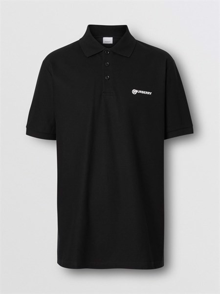 BBR Location Print Cotton Piqué Oversized Polo (1:1)