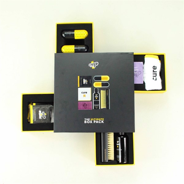 NEW Crep Protect Ultimate Shoe Care Pack