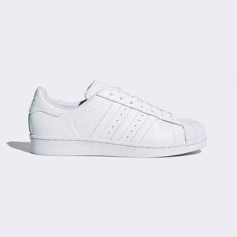 ADIDAS SUPERSTAR ALL WHITE (1:1)