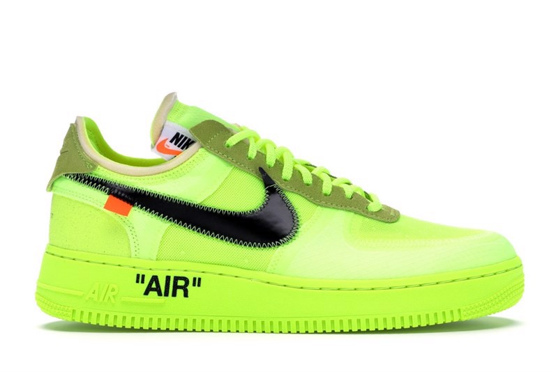 Air Force 1 Low Off-White Volt (PK)