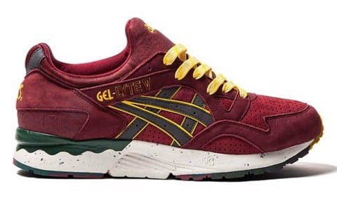 ACIS GEL LYTE 5 RED LEAVE