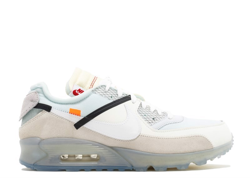 THE 10: NIKE AIR MAX 90 ''OFF-WHITE'' (PK)