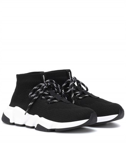 Balenciaga Speed Lace-Up Knit Trainer (1:1)