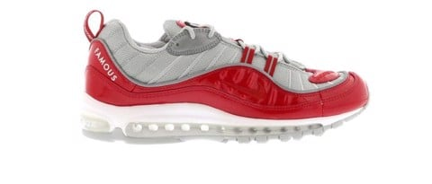Air Max 98 Supreme Varsity Red (1:1)
