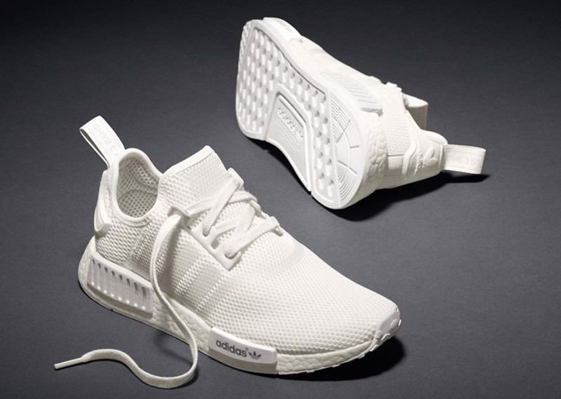 NMD R1 TRIPLE WHITE (1:1)