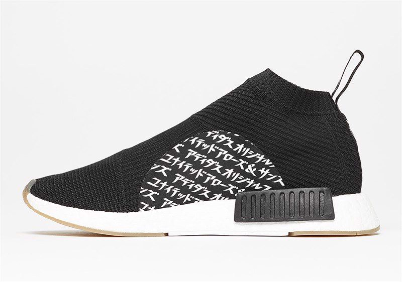 THE UNITED ARROWS & SONS X ADIDAS NMD CITY SOCK