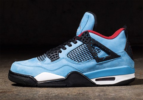 "The Travis Scott x Air Jordan 4 ""Cactus Jack"" (1:1)"