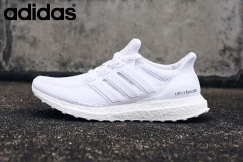 Adidas Ultra Boost 1.0 ''TRIPLE WHITE''