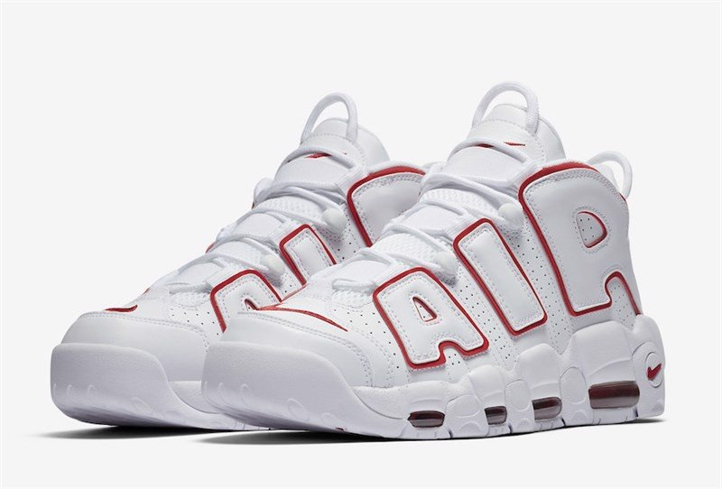 "NIKE AIR MORE UPTEMPO ""VARSITY RED"" (1:1)"
