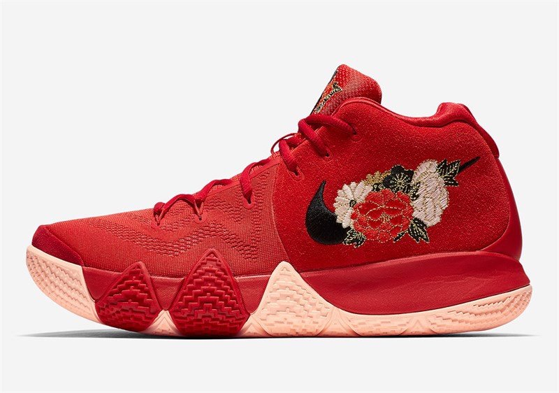"Nike Kyrie 4 ""Chinese New Year"" (1:1)"