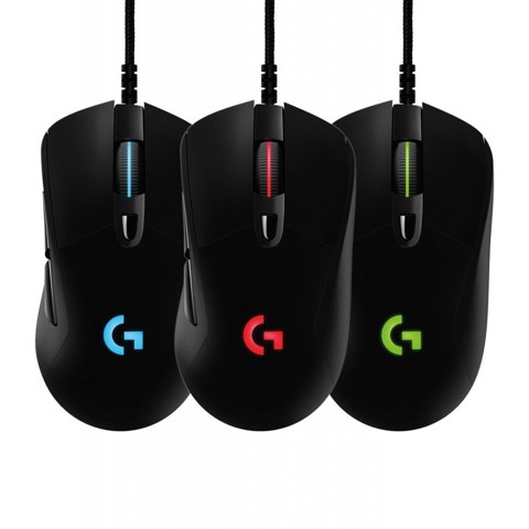 Logitech G403 PRODIGY (Wired)