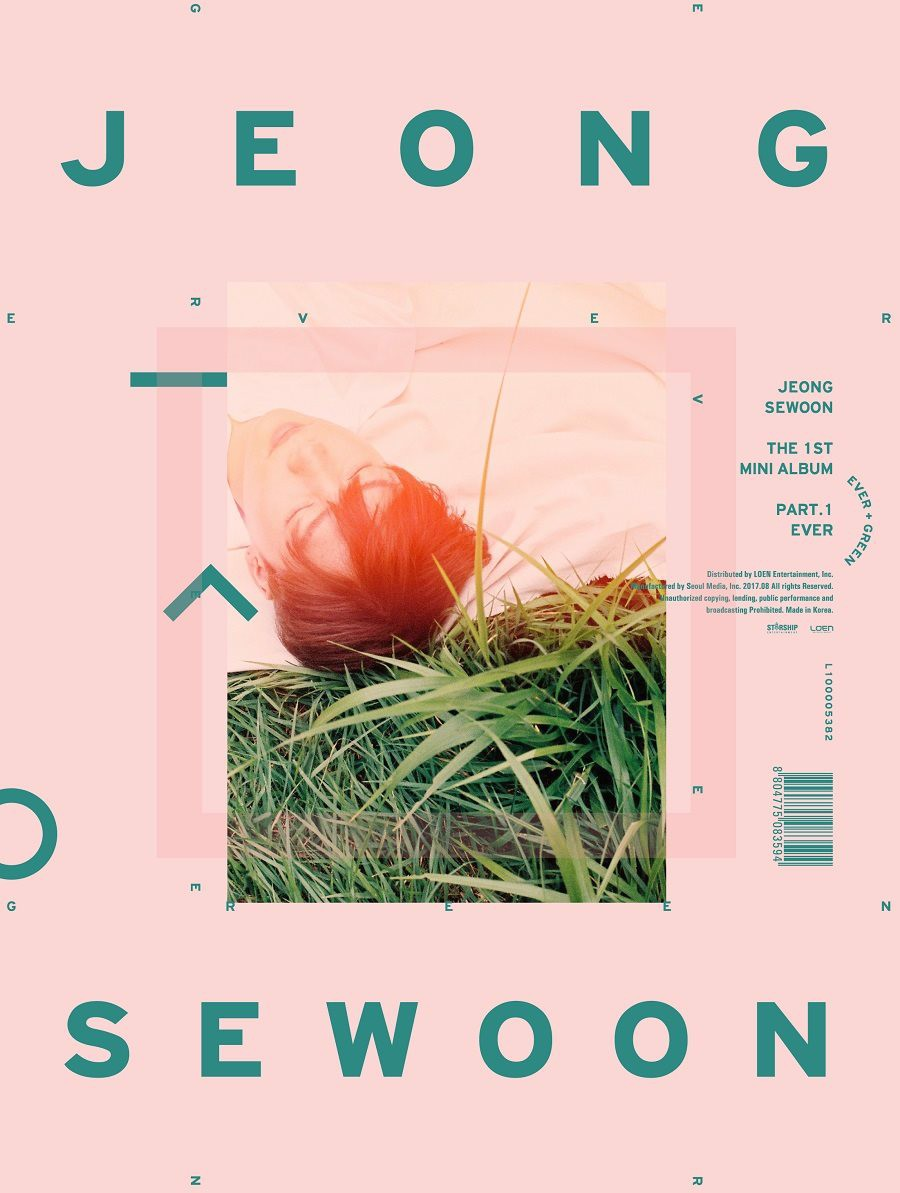 jeong sewoon ever chon ver