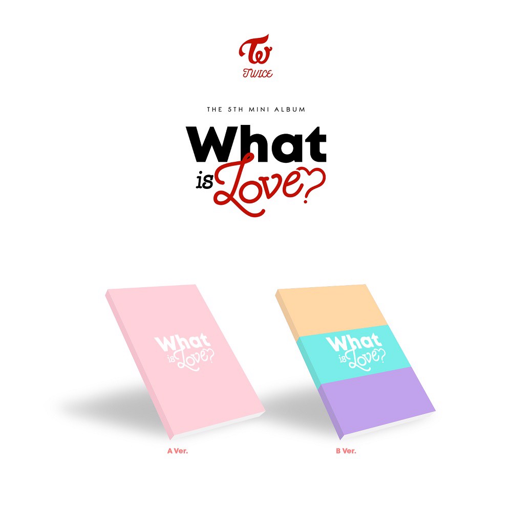 twice what is love duoc chon ver