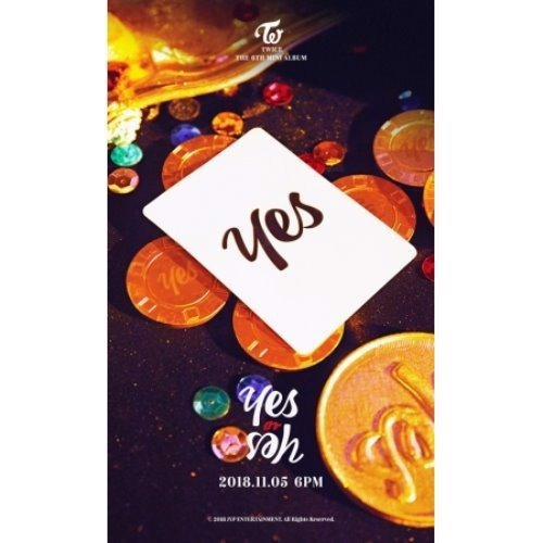 twice yes or yes duoc chon ver