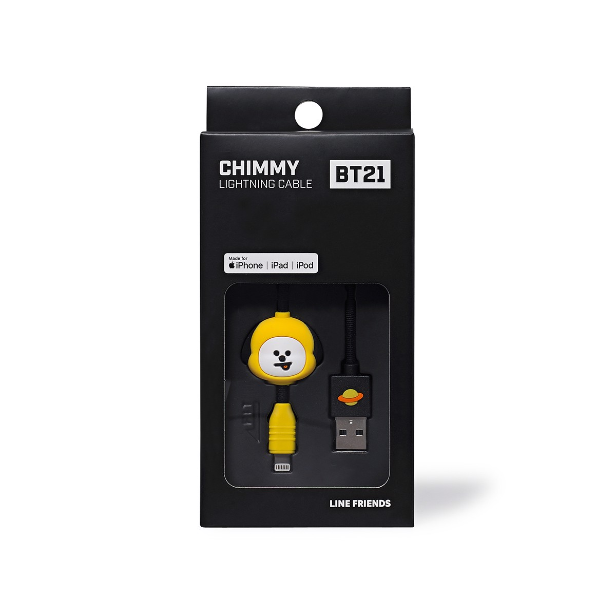 bt21 official charger cable chimmy