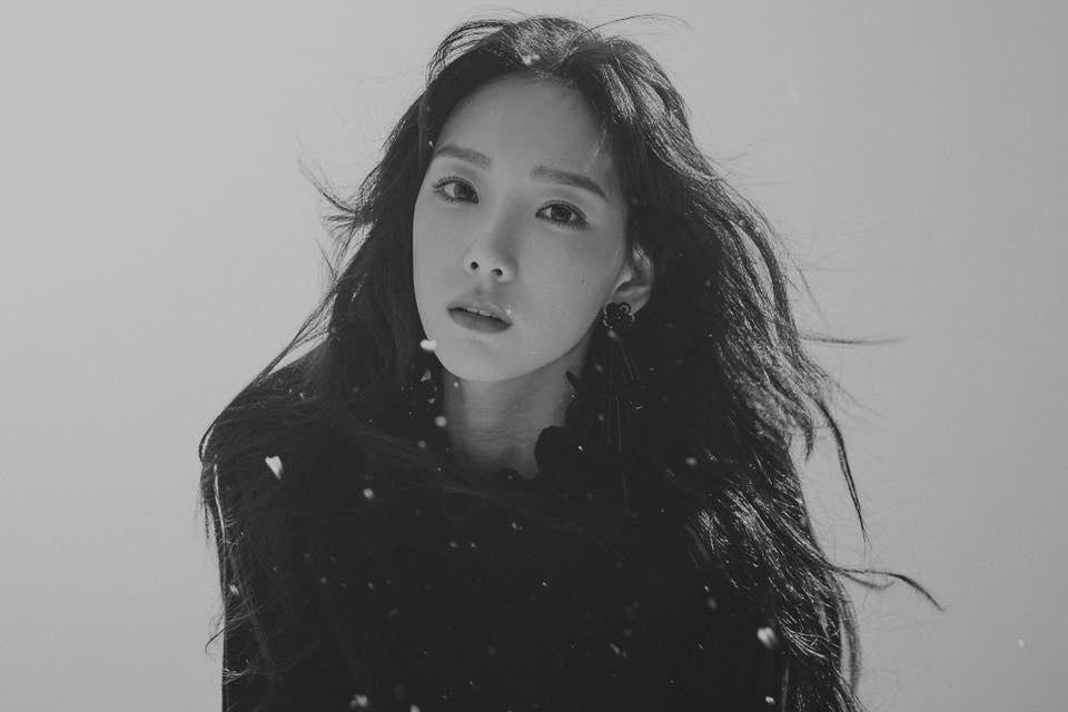 taeyeon winter album winter is coming