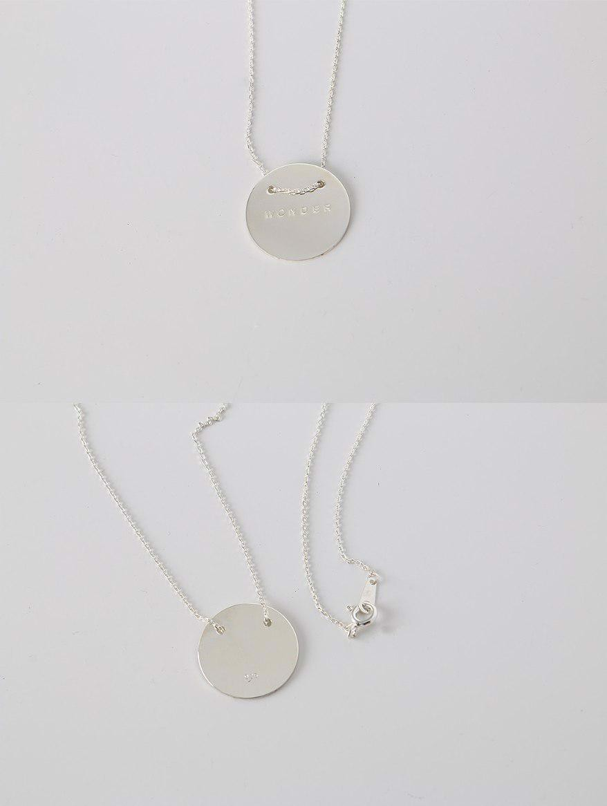 mejiwoo wonder necklace