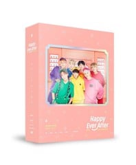 rare bts 4th muster happy ever after dvd