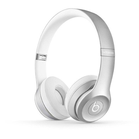 Tai nghe Beats Solo2 Wireless On-Ear- Bạc