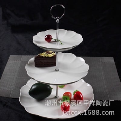CAKESTAND SỨ 3T