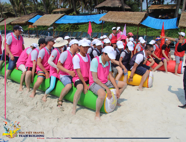 Yes We Can - Team Building Nha Trang