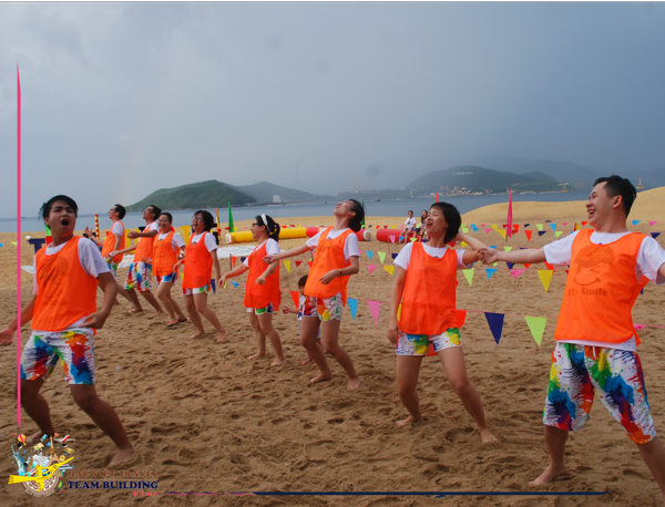 The Amazing Race II - Team Building Nha Trang