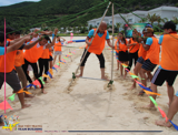 The Amazing Race I - Team Building Nha Trang