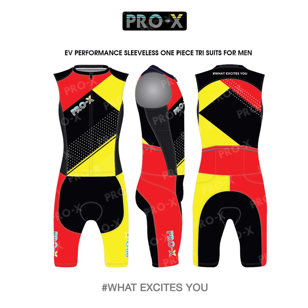 MIRS_2 Men ITU Race Suit